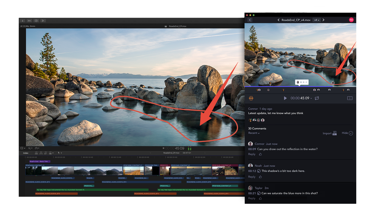Apple adds third-party app integration to Final Cut Pro X - The Verge