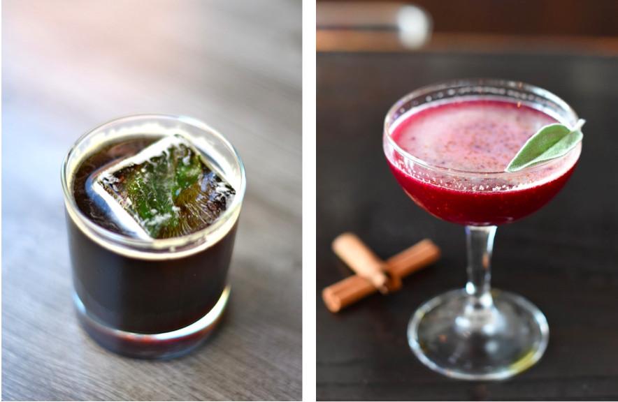 Jsix Fall Cocktails