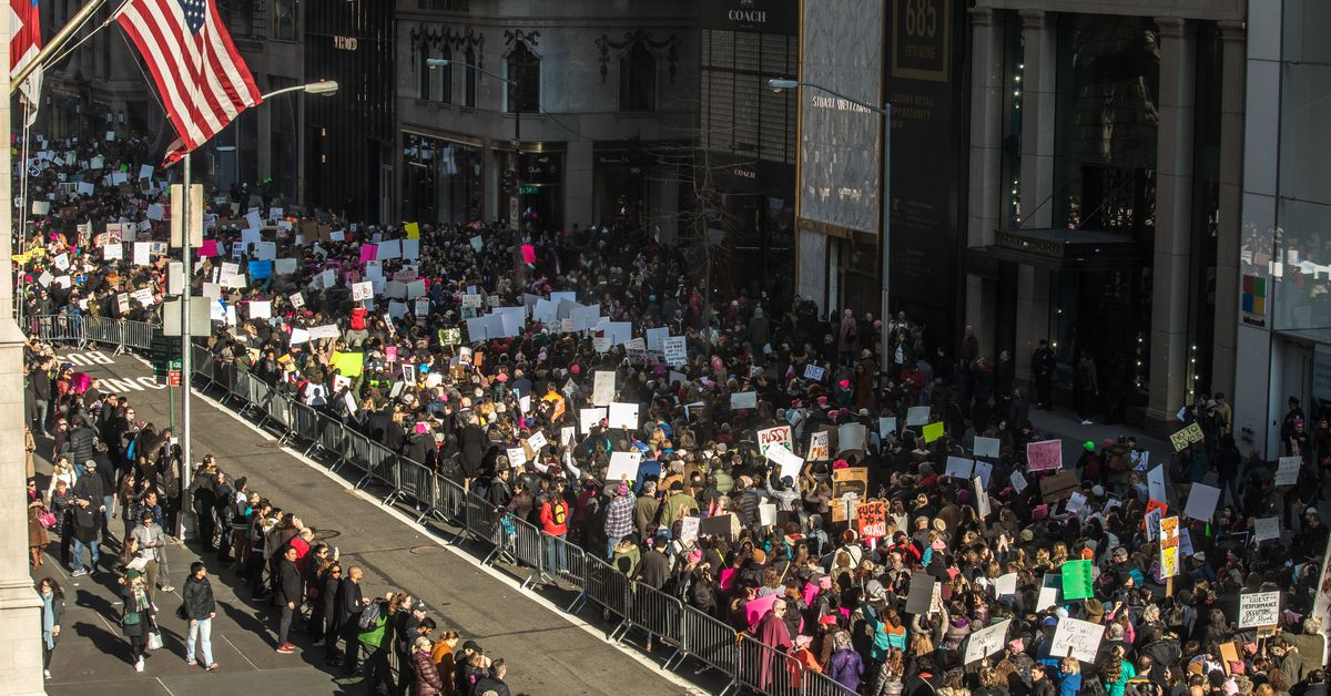 Everything you need to know about the 2018 Women's March on NYC