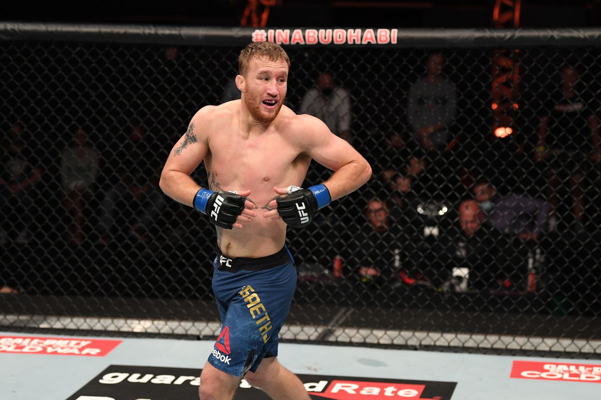 Justin Gaethje will fight Michael Chandler at UFC 268 in New York City.