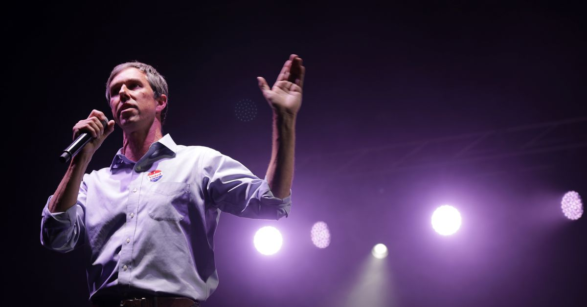 Beto ORourke, the Texas Democrat who almost unseated...