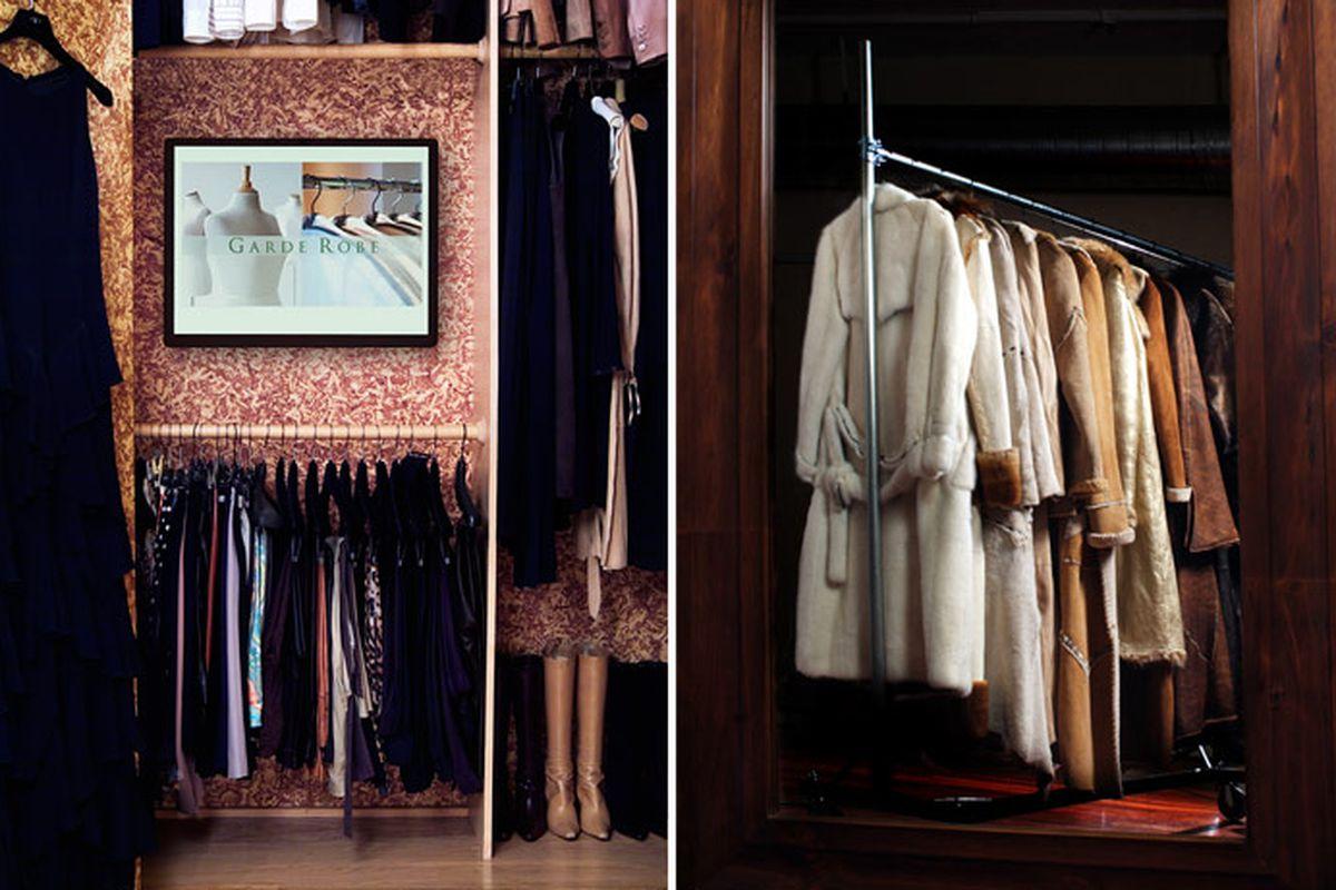 Images via Garde Robe