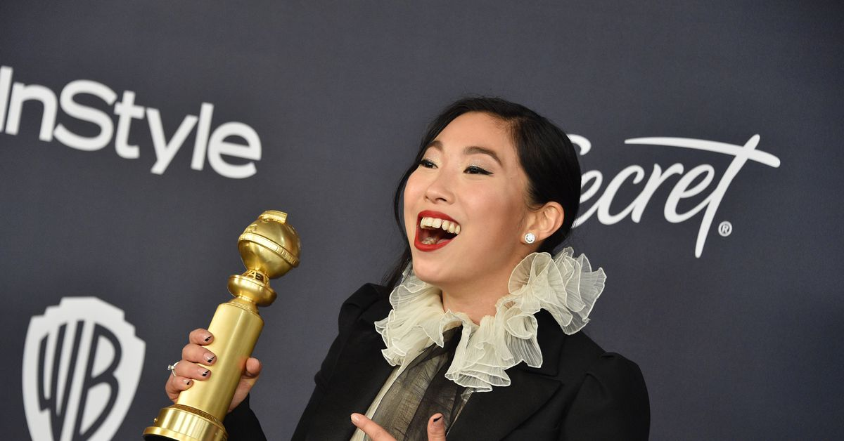 How Awkwafina established her dramatic bona fides without disrupting her star image