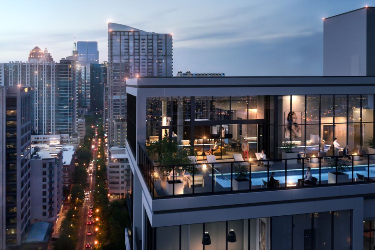 Renderings For Lilli Midtown Reveal Building S Final Look