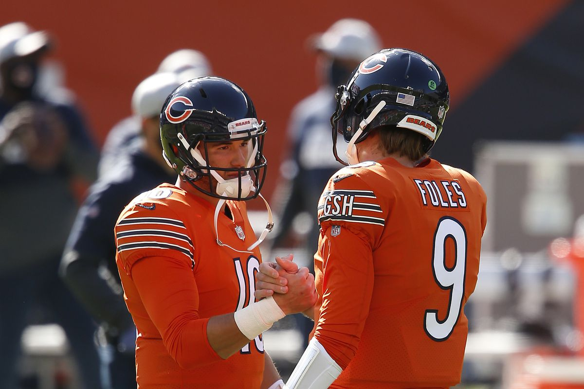 NFL: OCT 04 Colts at Bears