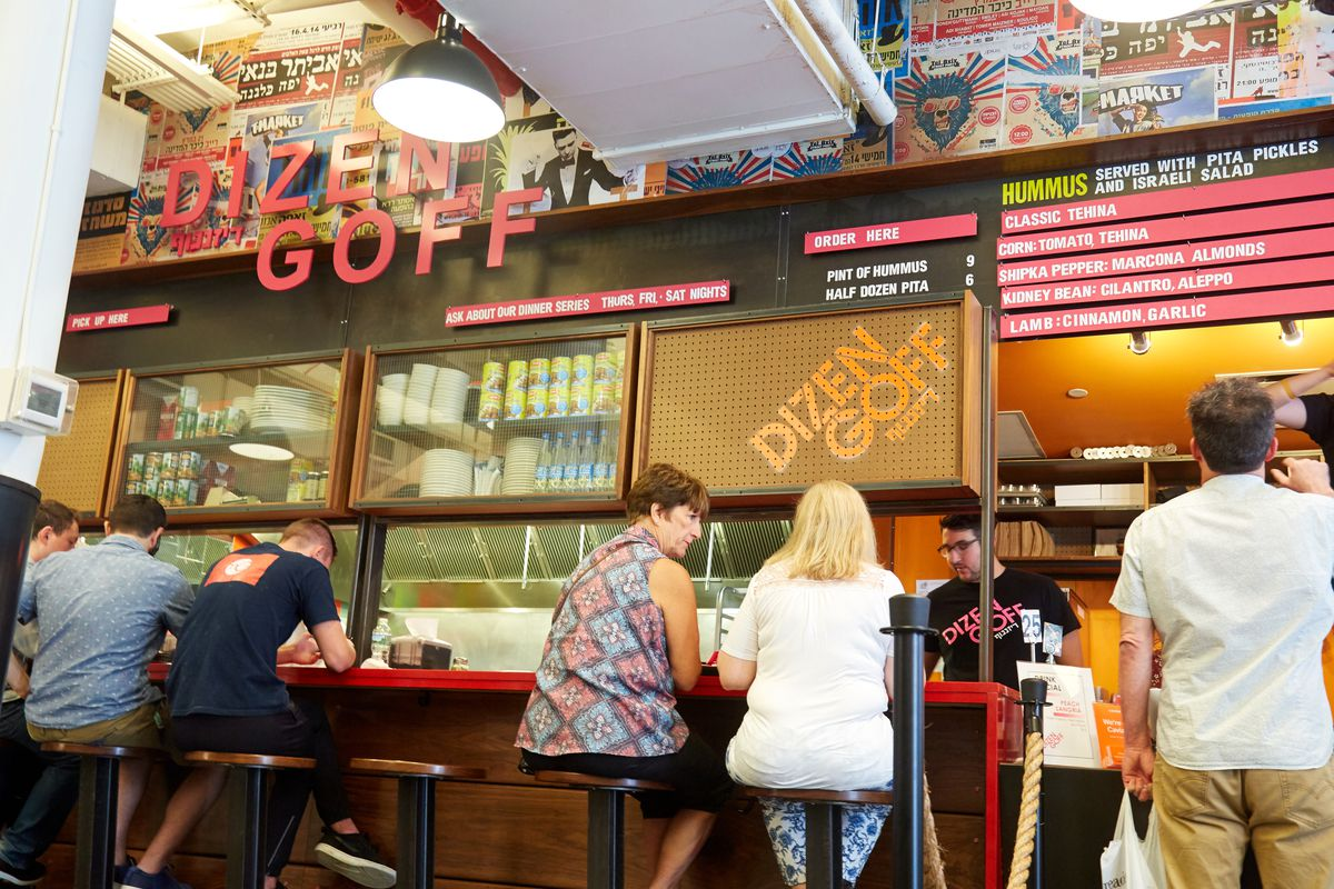 df49c0f9e7fb73 Dizengoff Ends Hummus Tenure in NYC — and More Closings - Eater NY