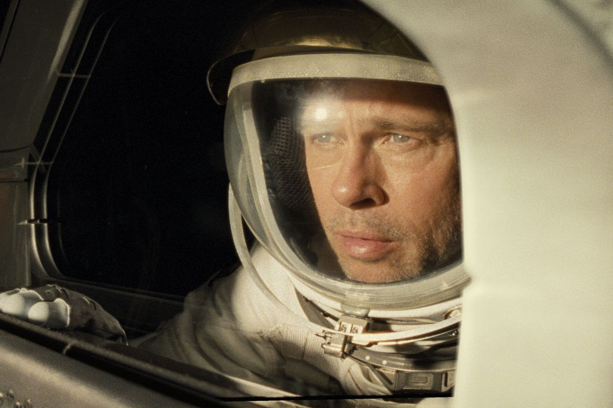 'Ad Astra': Brad Pitt sent to save Earth in a beautiful, daring space oddity