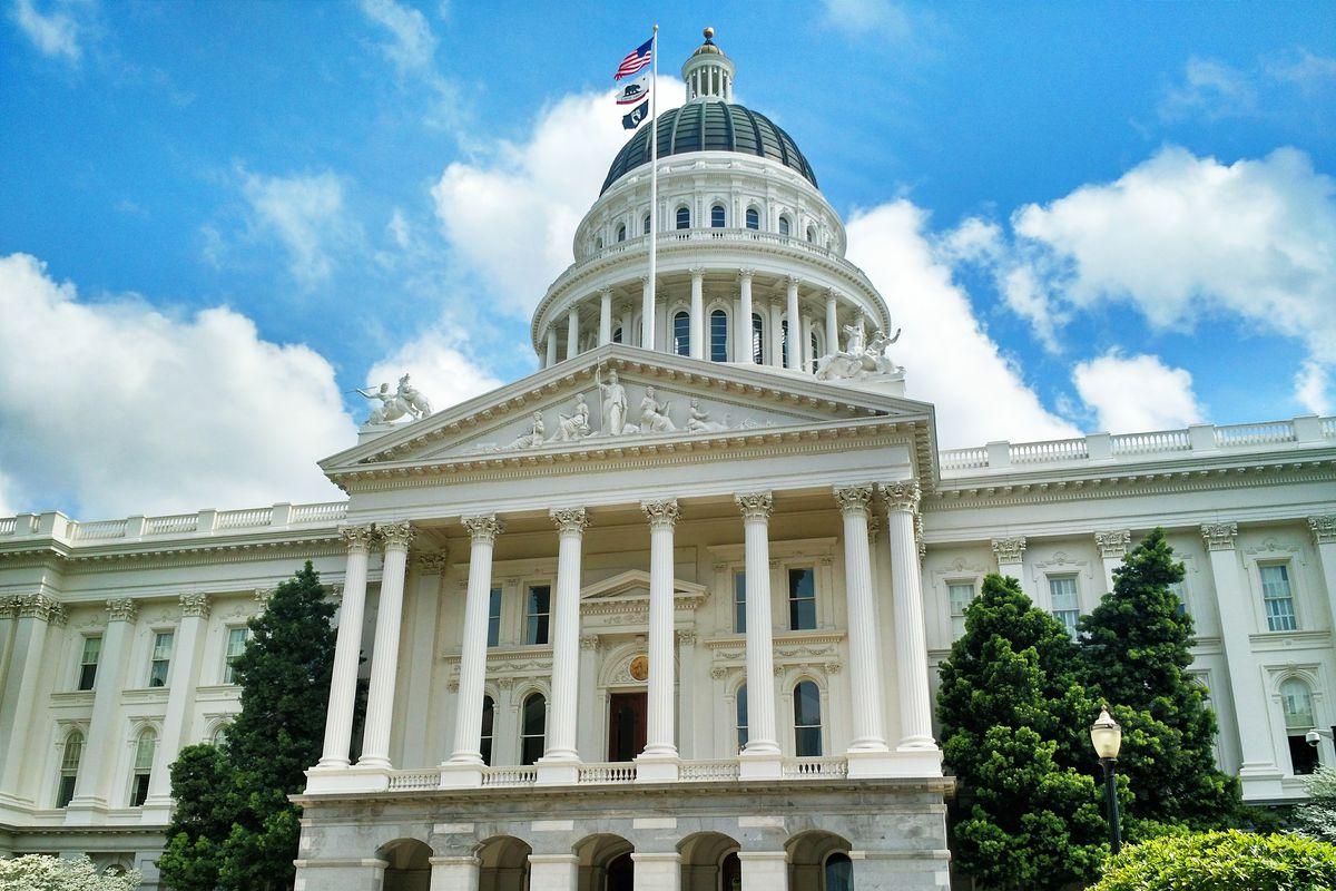 california state capitol building