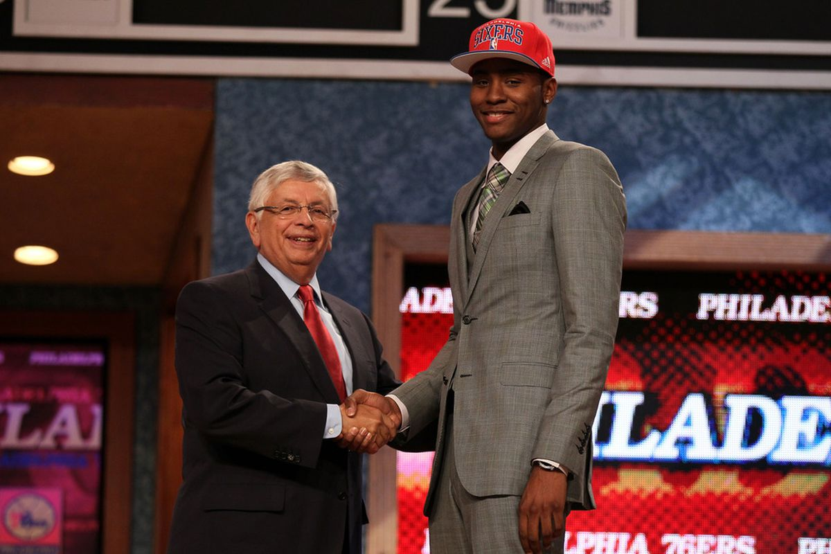 It's official; <strong>Maurice Harkless</strong> is contractually obligated to the Sixers.
