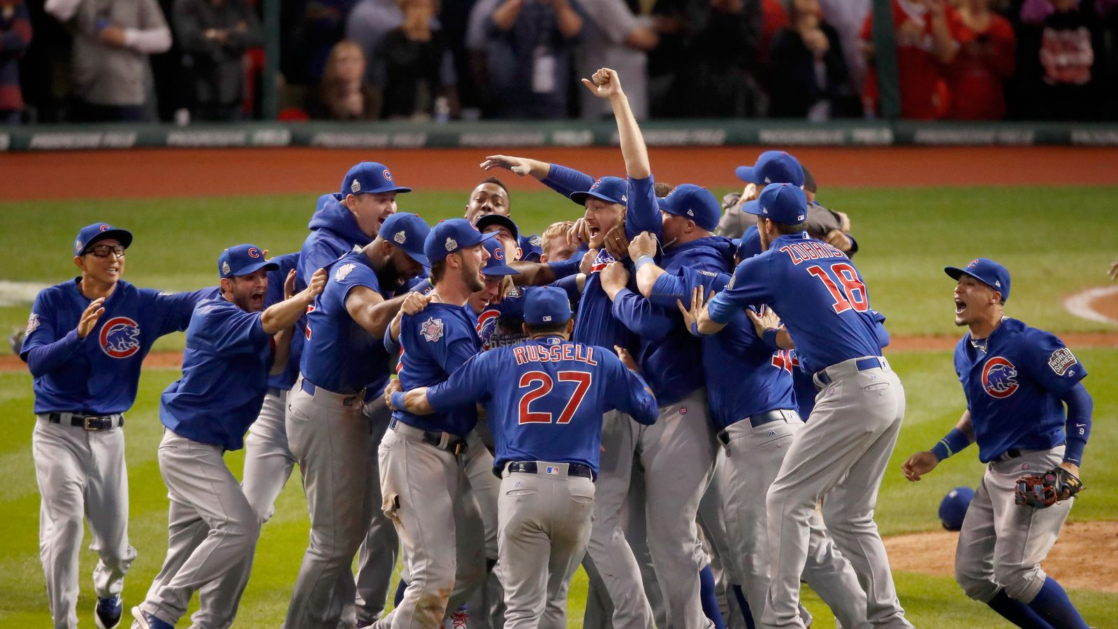 Cubs Vs Indians 2016 Final Score Chicago Wins Game 7 In