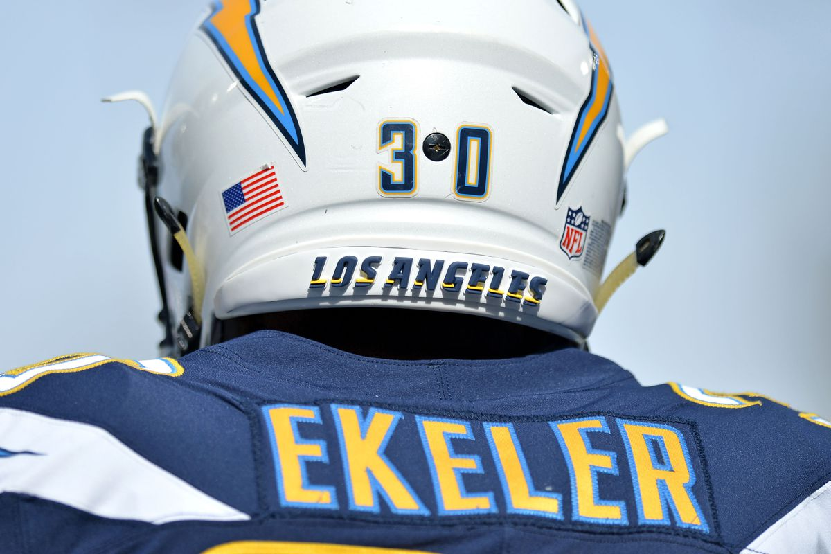 578460a3f How Would You Change The Chargers  Uniforms  - Bolts From The Blue