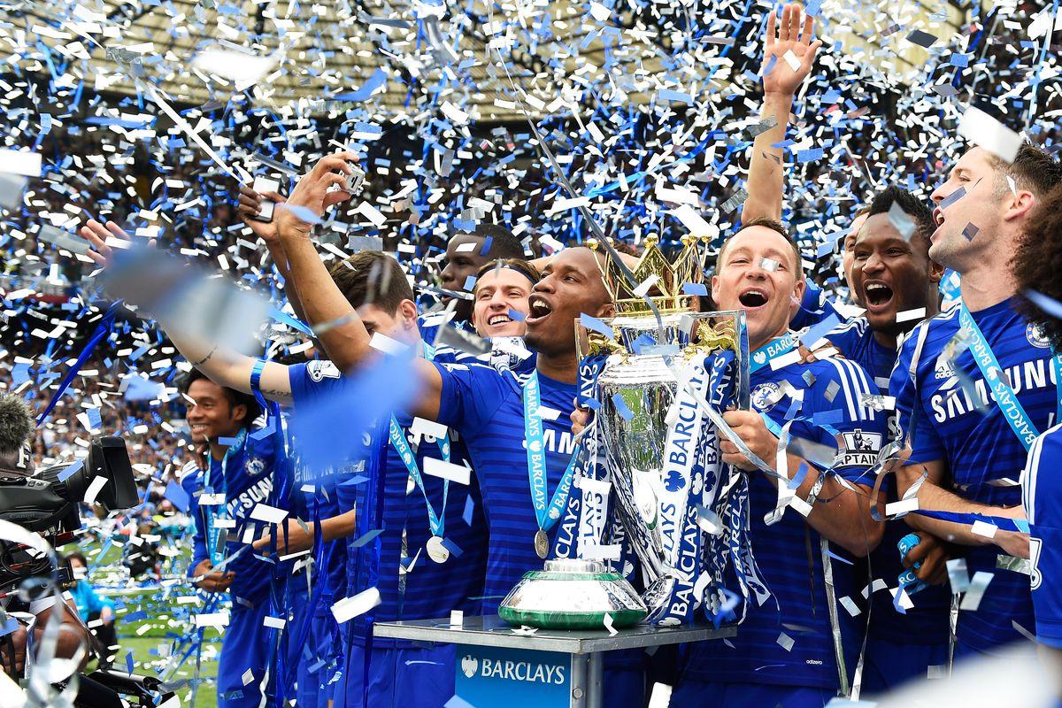 Chelsea's year again