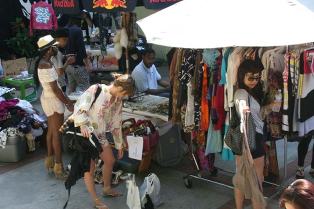 """Scenes from last month's Lovemade / Barracuda market. Image via <a href=""""http://www.love-made.com"""">Lovemade </a>"""