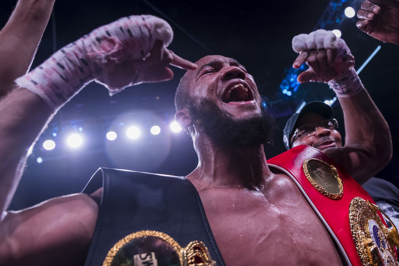 GettyImages 1143151812.5 - Boxing pros react to Julian Williams' upset of Jarrett Hurd