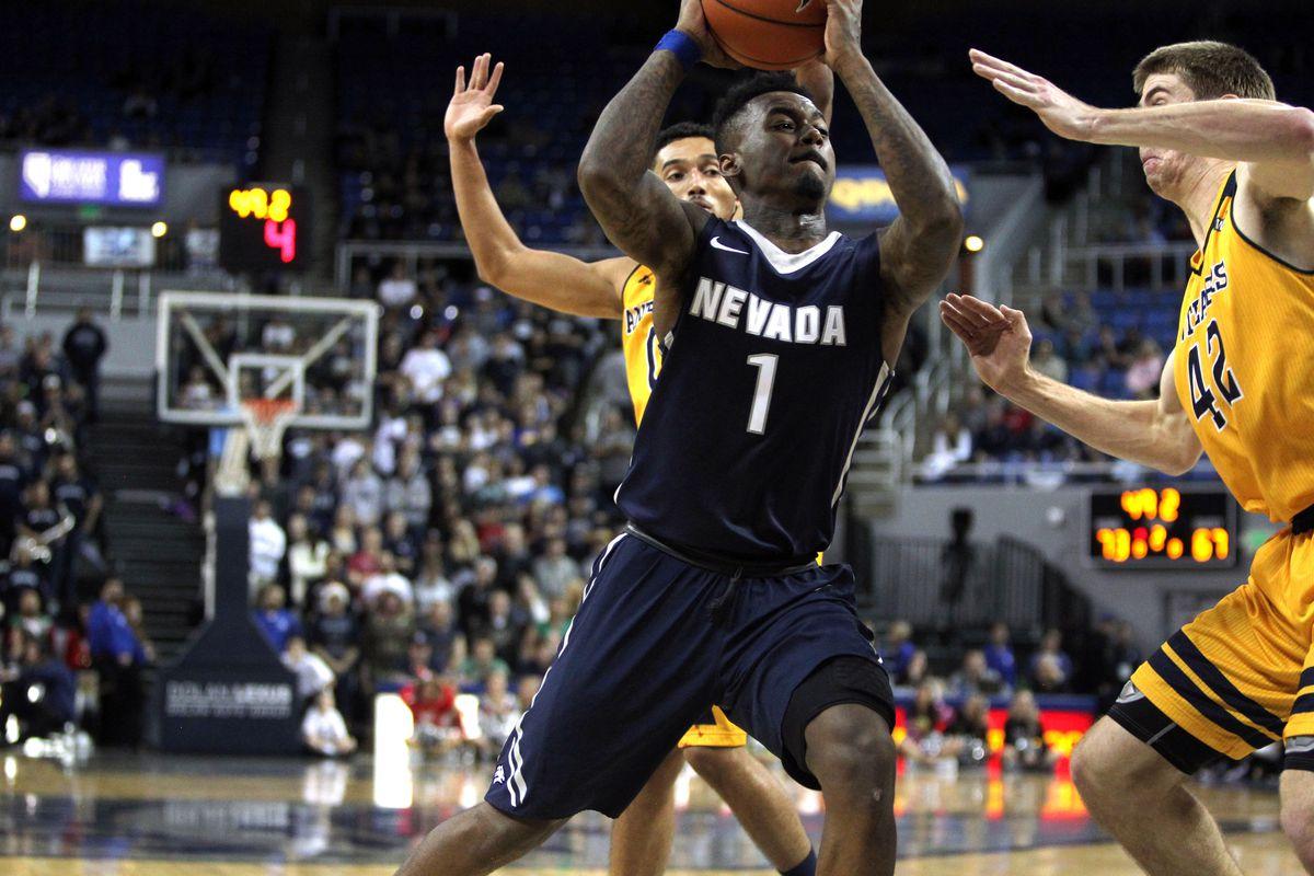 NCAA Basketball: UC Irvine at Nevada