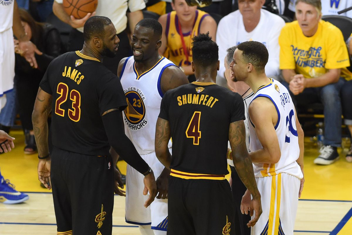 How the Warriors and Cavs grew to hate each other ...