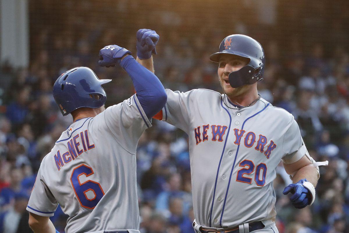 Jersey Baseball New York Mets NO.20 Pete Alonso