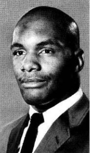 Bob Pickens was the first African-American to compete for the United States in Greco-Roman wrestling, at the 1964 Olympics in Tokyo. | U.S. Olympic Committee