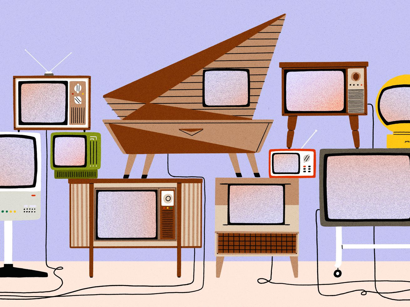 How the television transformed our homes