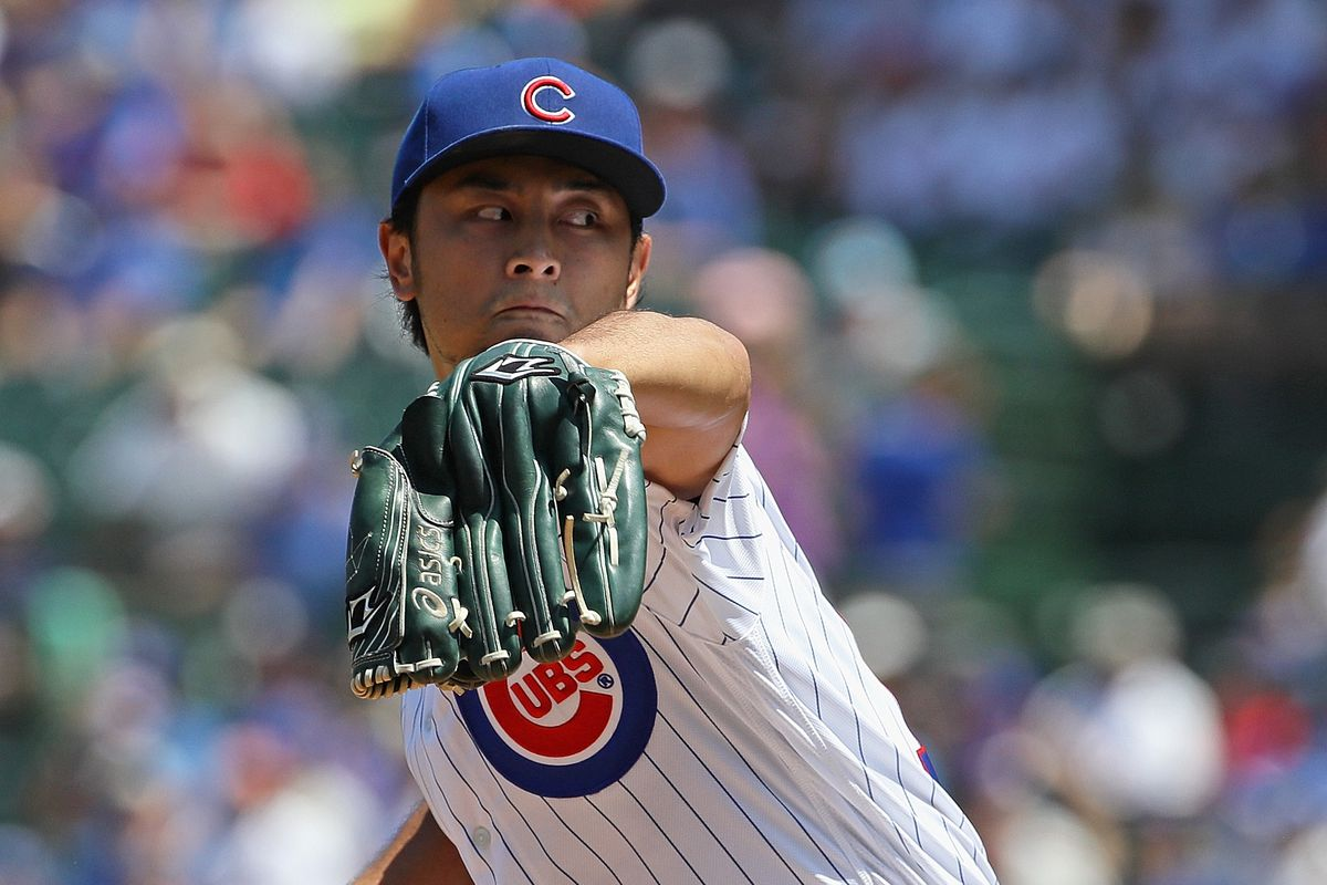 Yu and improved Cubs? Darvish resurrection is the deadline acquisition Cubs need most