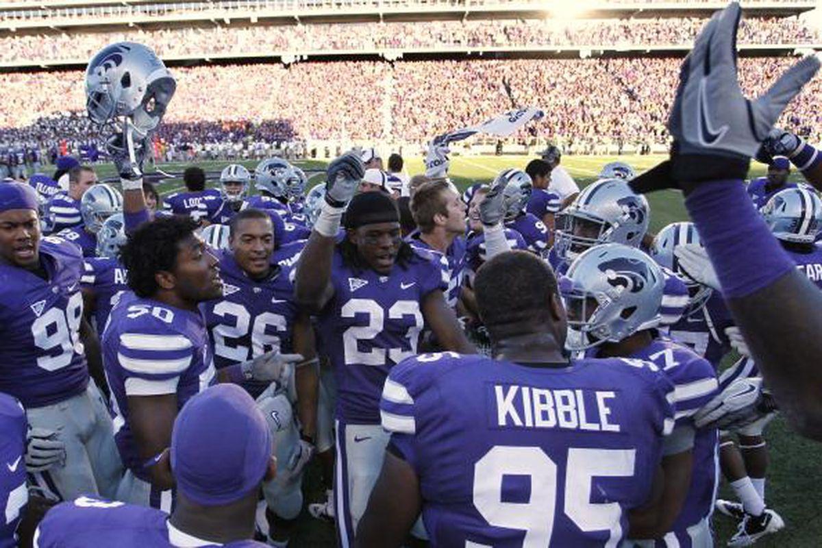 Kansas State Wildcats 2012 football