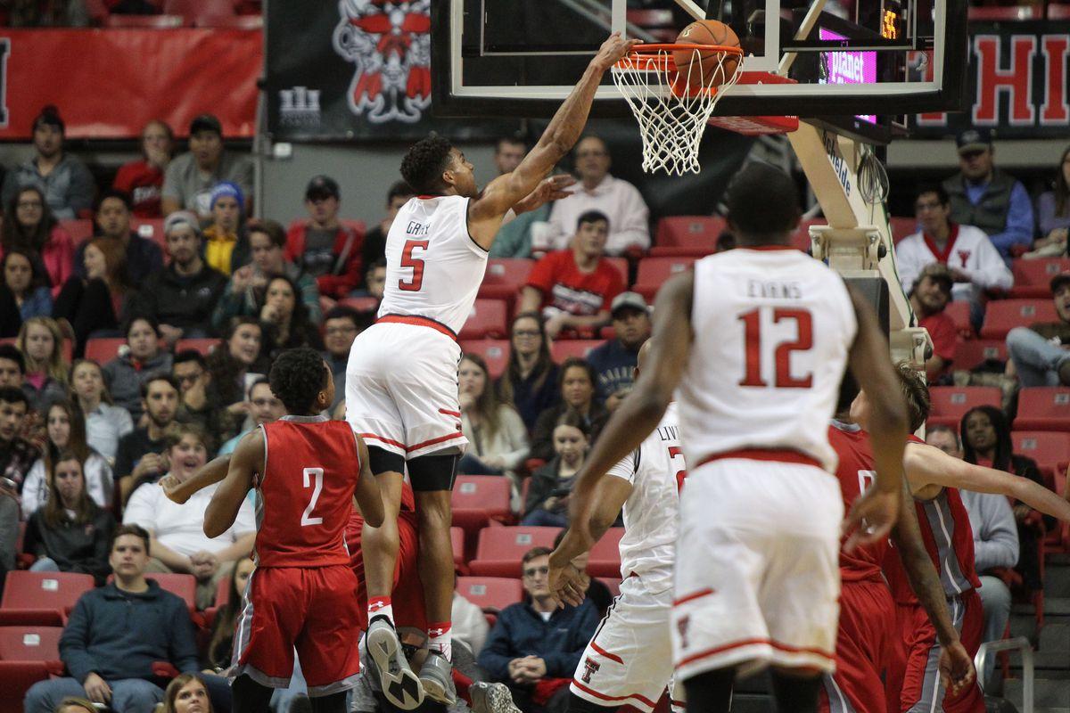 NCAA Basketball: Nicholls State at Texas Tech