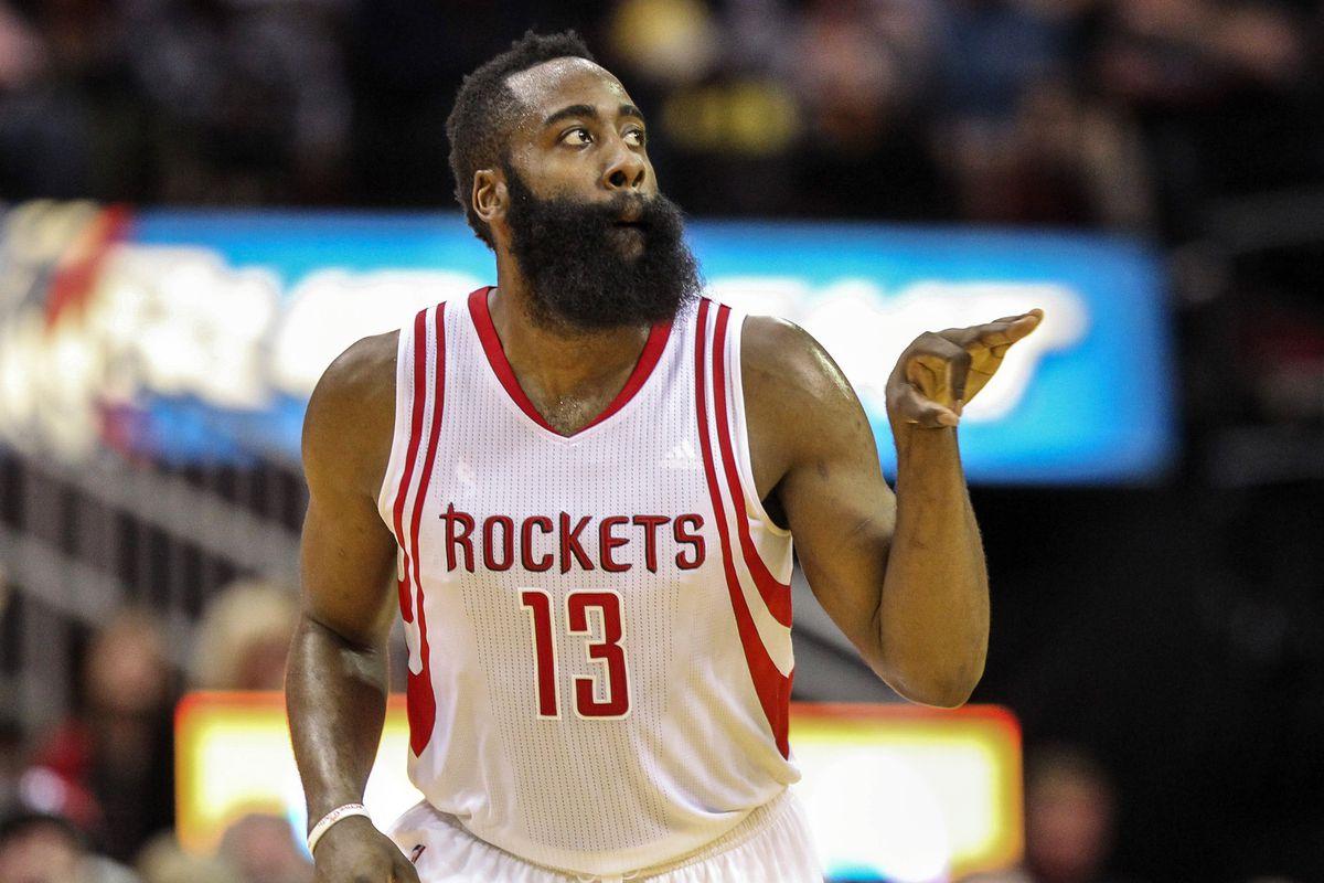 329f01b89892 Rockets James Harden talks about his beard - The Dream Shake