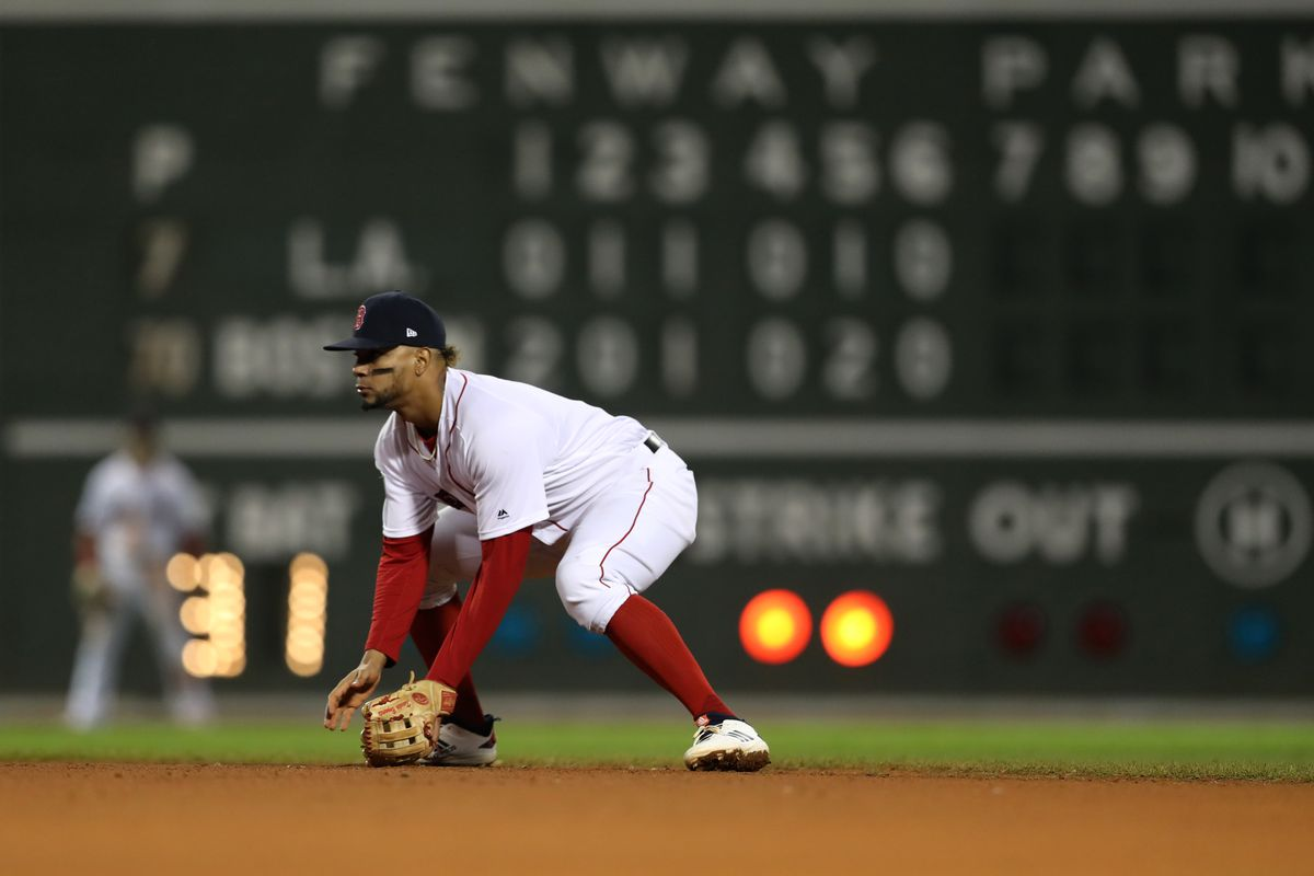 A look at the 2019 Red Sox' defensive struggles