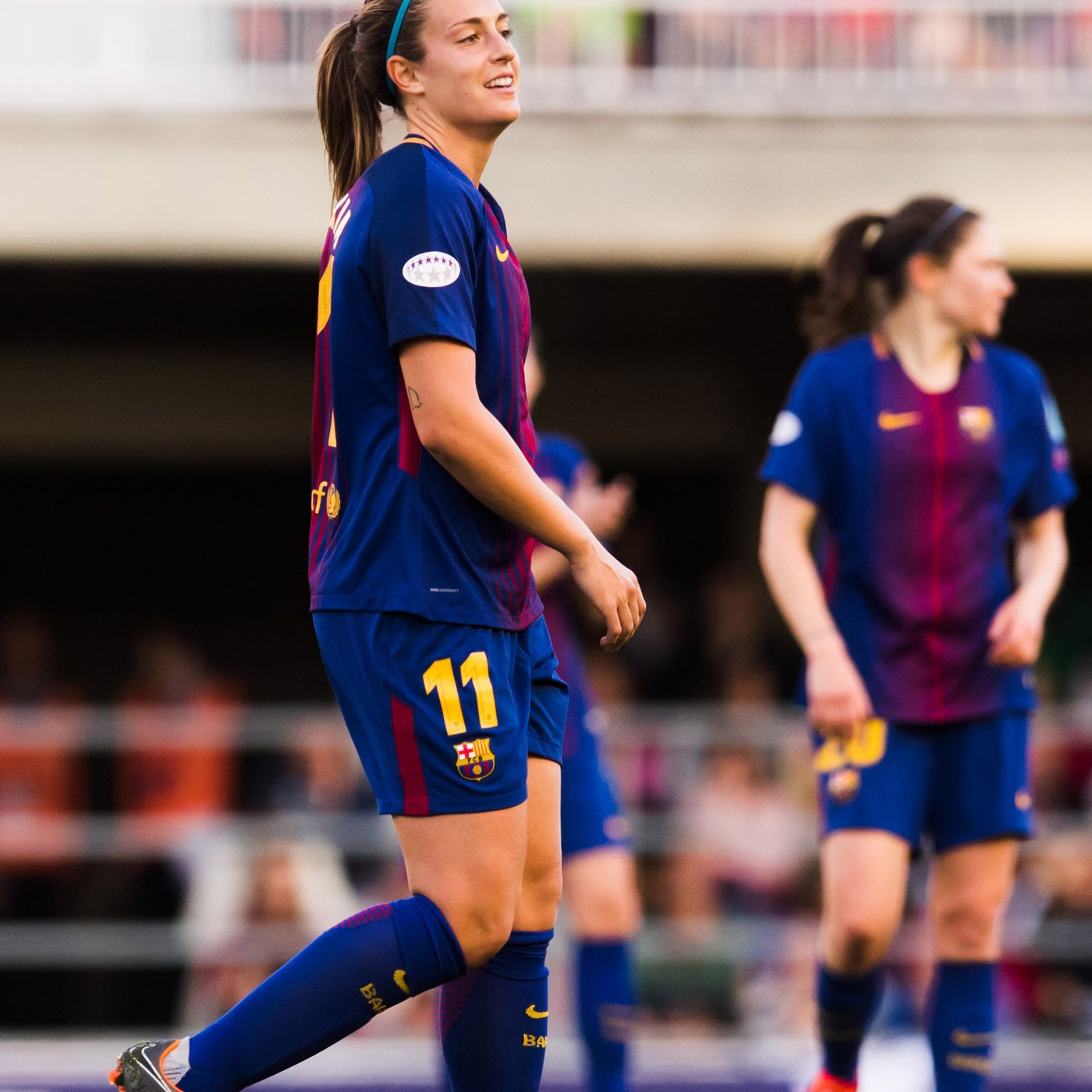 Reports: LAFC could still team up with Barcelona for NWSL