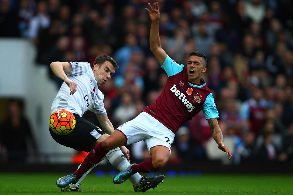 The latest in a long line of injuries at West Ham.