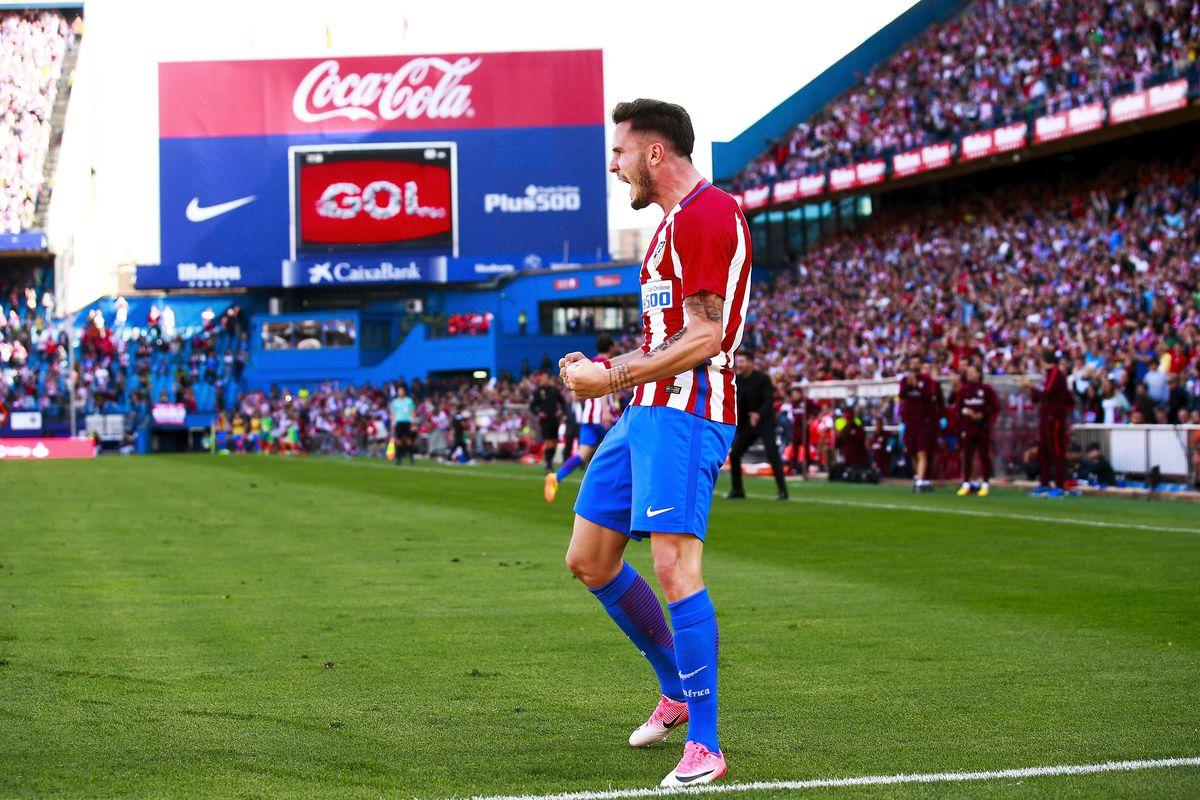Club Atletico de Madrid v SD Eibar - La Liga