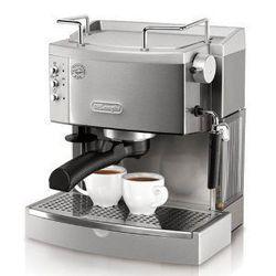 "<a href=""http://www.amazon.com/DeLonghi-EC702-15-Bar-Pump-Espresso-Stainless/dp/B001CNG7RY""> DeLonghi EC702 Espresso machine</a>, $163.79, amazon.com"