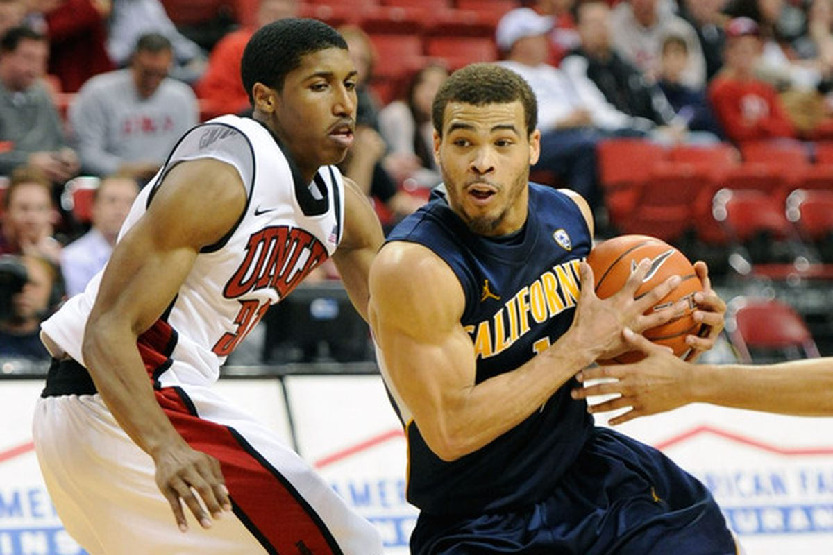 Unlv Vs California Golden Bears Dominated In The Post For March Madness Win Sbnation Com