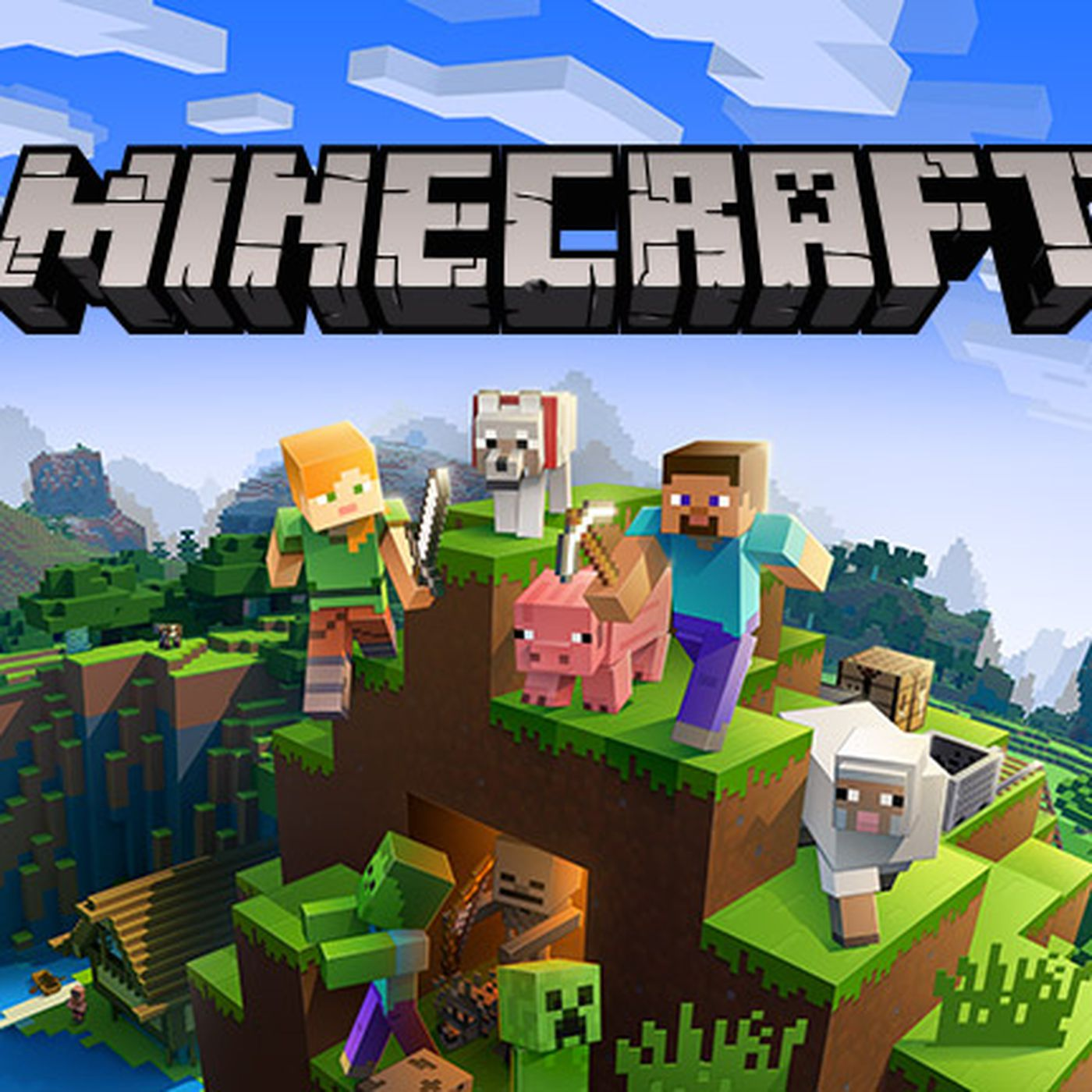 Minecraft Is Finally Getting Ps4 Cross Play Support The Verge