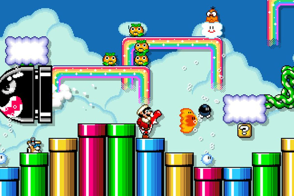 Super Mario Maker 2's course upload limit doubles - Polygon