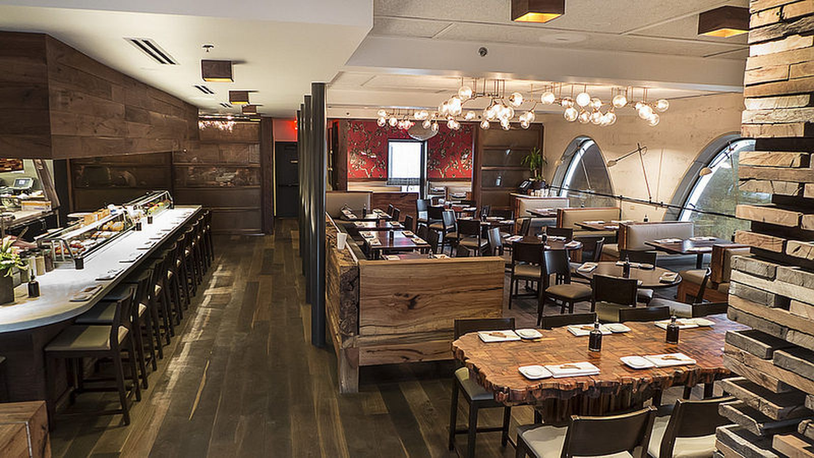 Vox Restaurant Menu