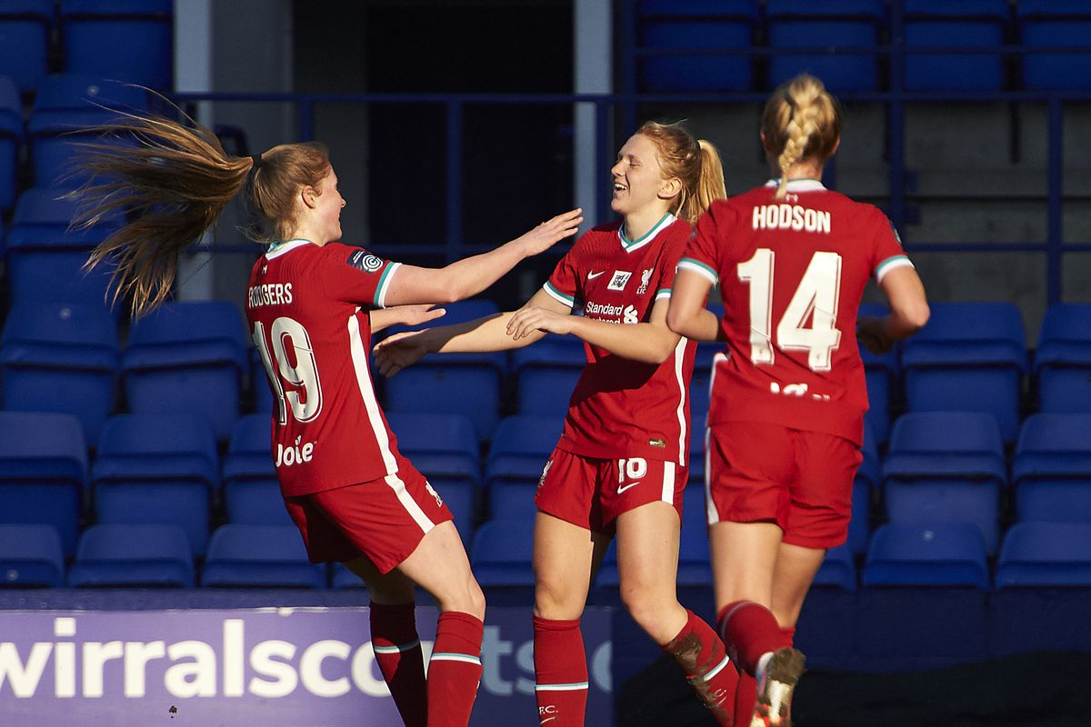 Liverpool Women v London Bees - Barclays FA Women's Championship