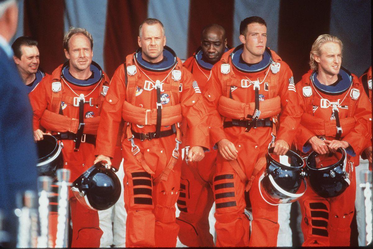 Steve Buscemi Will Patton Bruce Willis Michael Duncan Ben Affleck And Owen Wilson