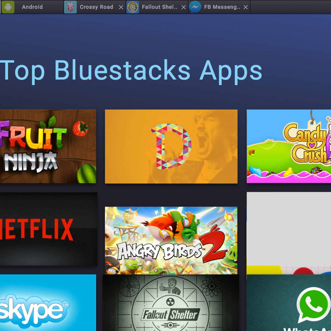 BlueStacks now lets you run multiple Android apps on Windows