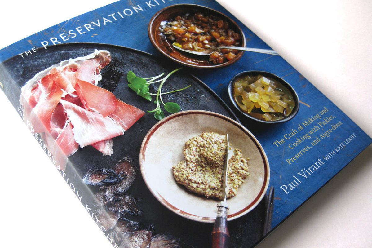 First Look Paul Virant S The Preservation Kitchen Eater