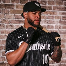 """The """"Southside"""" player jerseys sold out today at the Chicago Sports Depot in just three hours."""
