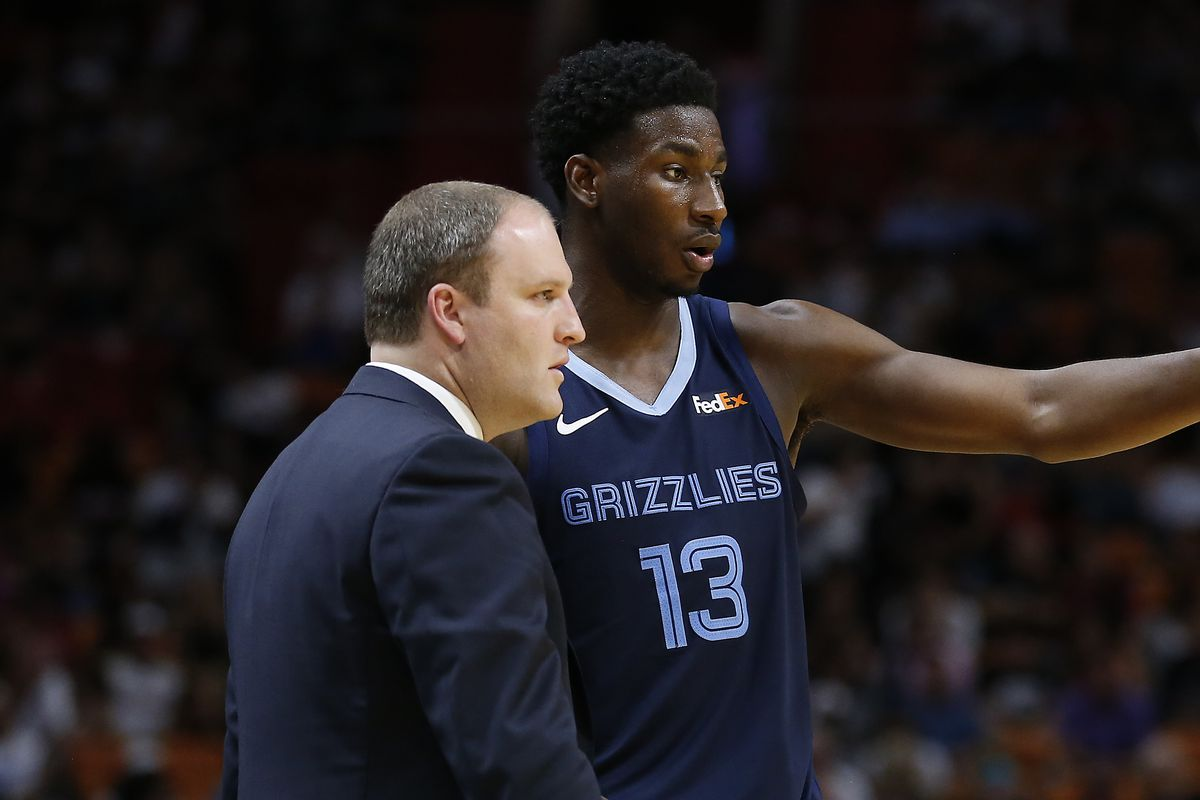 Memphis Grizzlies Midseason Report Card Part Ii The Starters And Coaches Grizzly Bear Blues