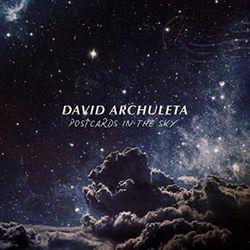 """""""Postcards in the Sky"""" is David Archuleta's new album."""