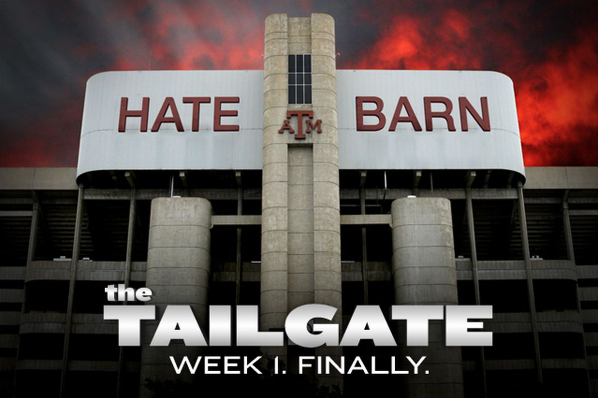 60aea1239 THE TAILGATE: A Graphical Preview of Texas A&M vs. Florida - Good ...