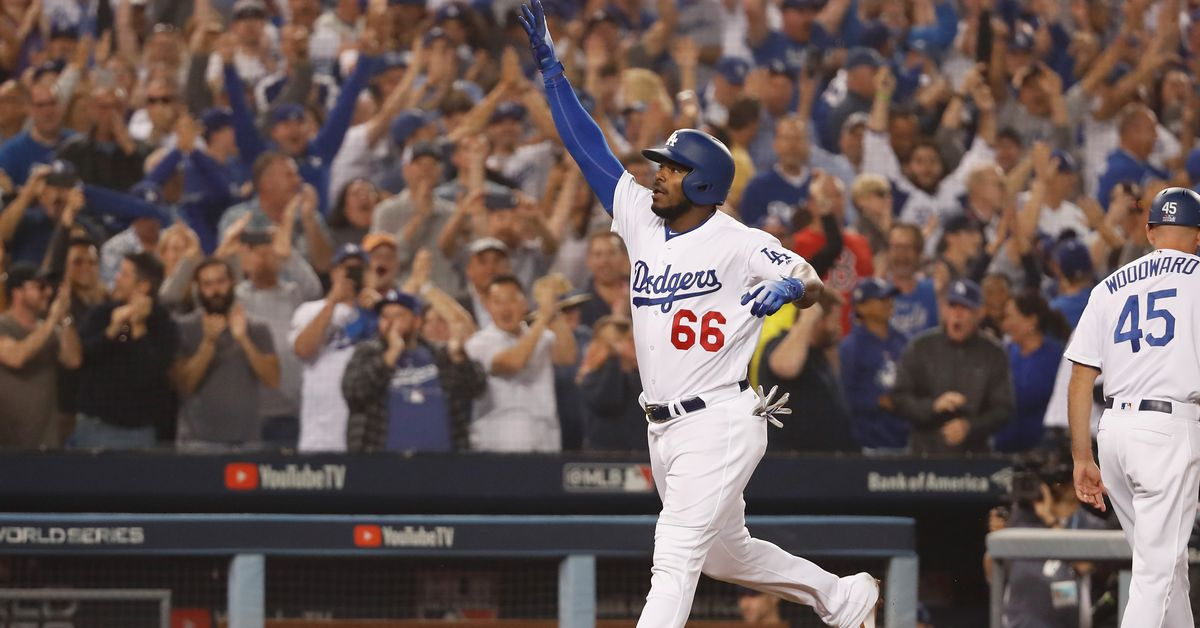 #PuigYourTrade: The Latest Dodger Special Makes the Reds a Playoff Sleeper