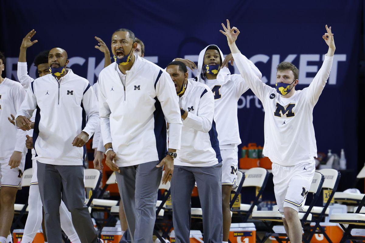 NCAA Basketball: Iowa at Michigan