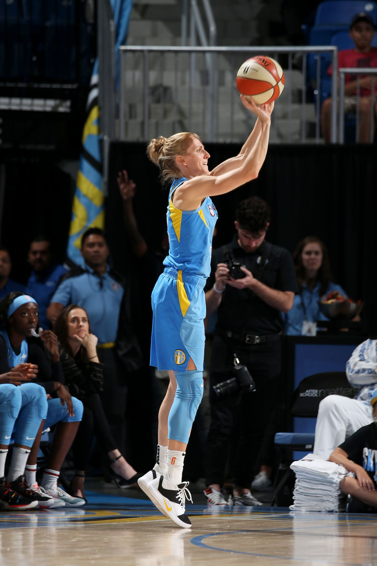 Los Angeles Sparks v Chicago Sky