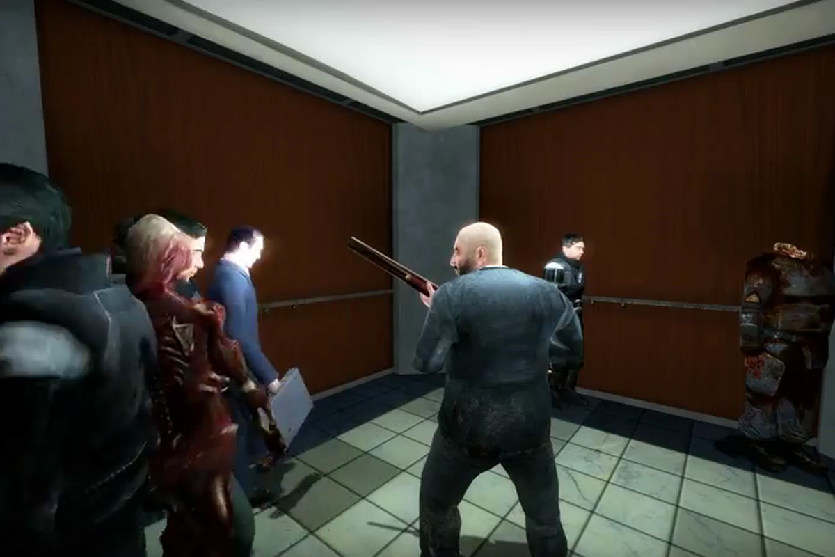 Elevator: Source' makes the best of the worst gaming tropes