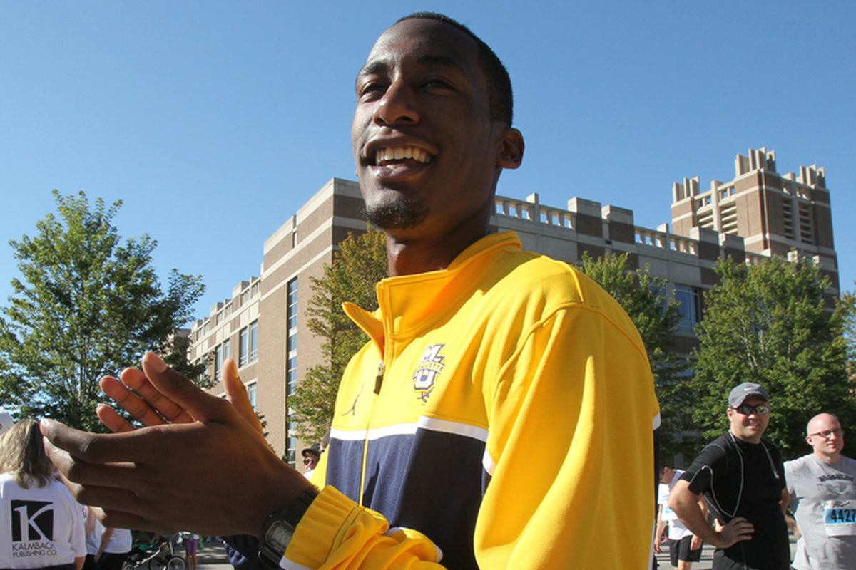 This is what happens when you do player previews on freshmen: You get pictures from Al's Run.