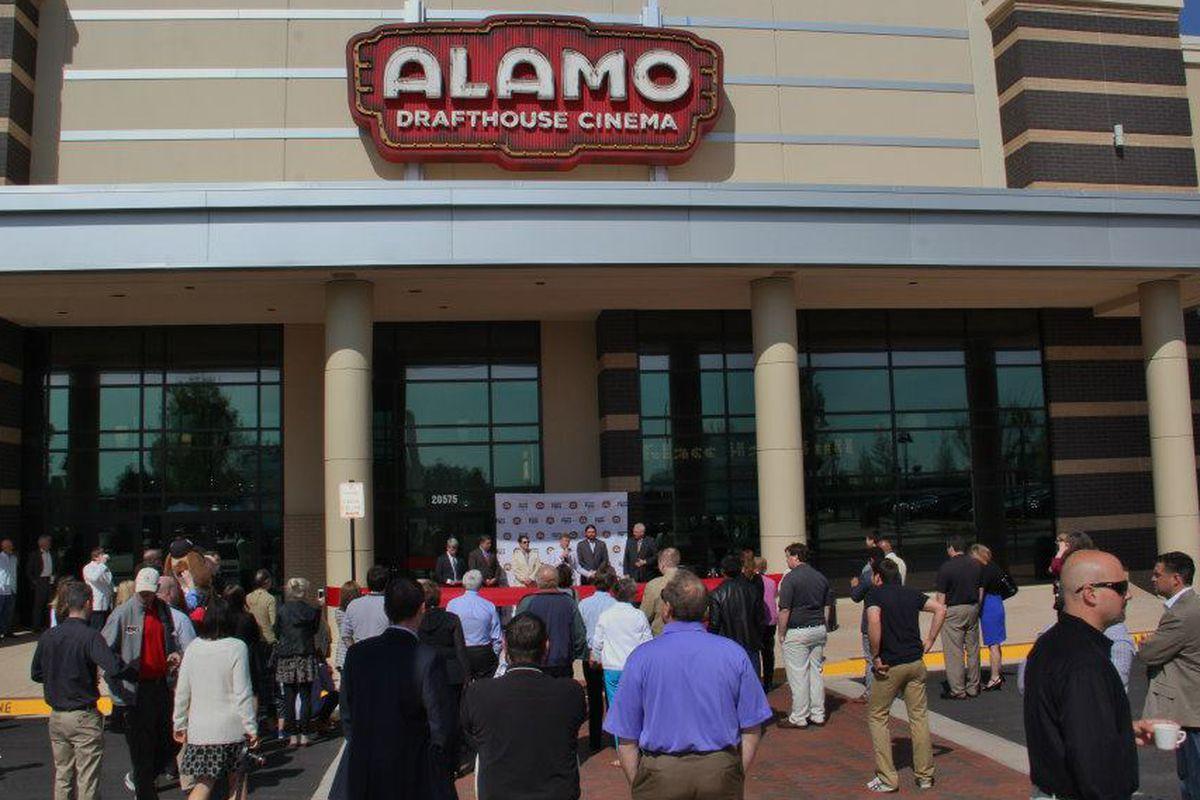 Alamo Drafthouse in Ashburn